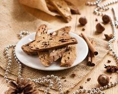 Biscotti aux épices de noël Ingrédients