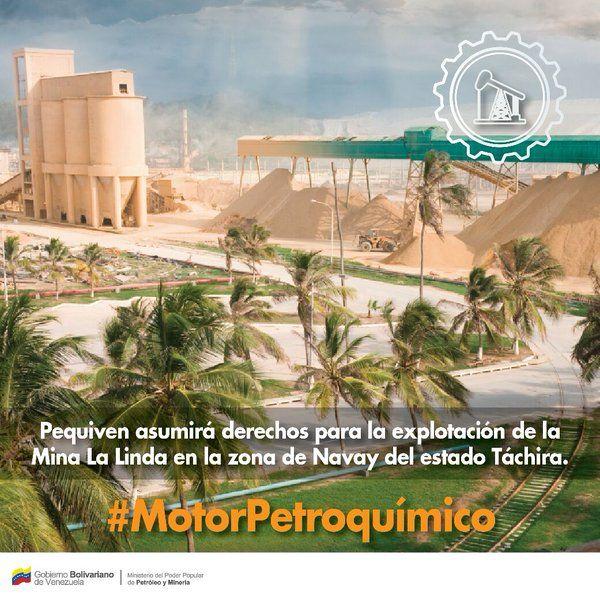 @DrodriguezVen : RT @PDVSA: El #MotorPetroquímico es de gran importancia estratégica para la generación de empleo https://t.co/wPfGFRXGqz