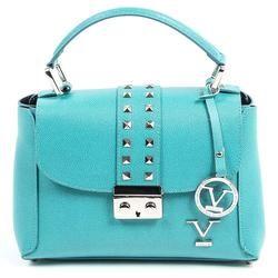 9d624ef65974 Versace ONE SIZE V 1969 Italia Womens Handbag V020-S PALMELLATO TURCHESE