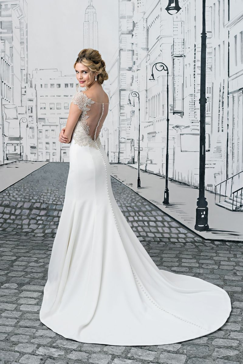 Justin Alexander 8878 Size 10 Ellie S Bridal Boutique