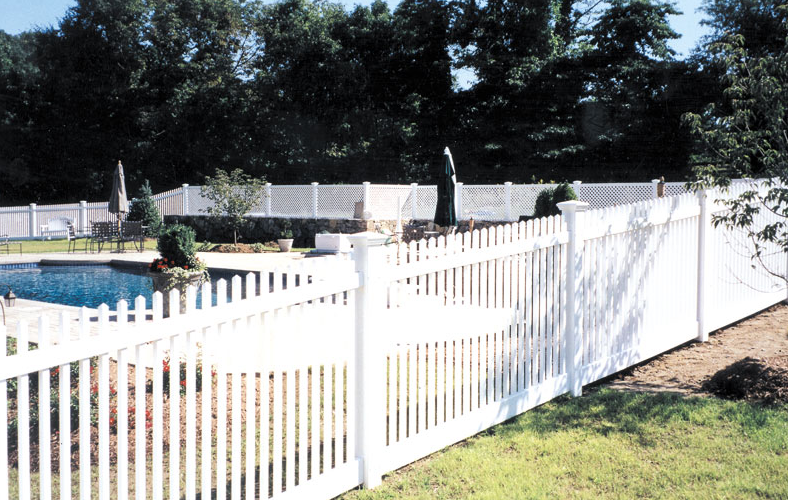 60 Chestnut Hill Pool Enclosure Fence