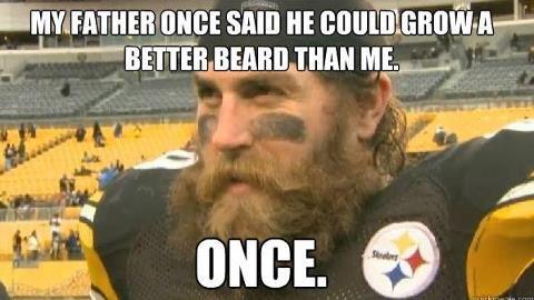 Da Beard!
