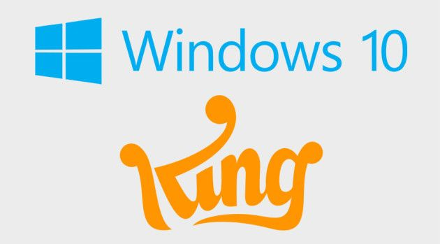 Candy Crush Saga will come preinstalled with Windows 10 tech