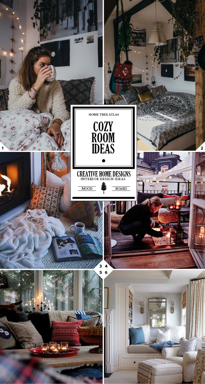 How To Make A Room Cozy Home Decor Ideas For Bedroom Living Or Apartment