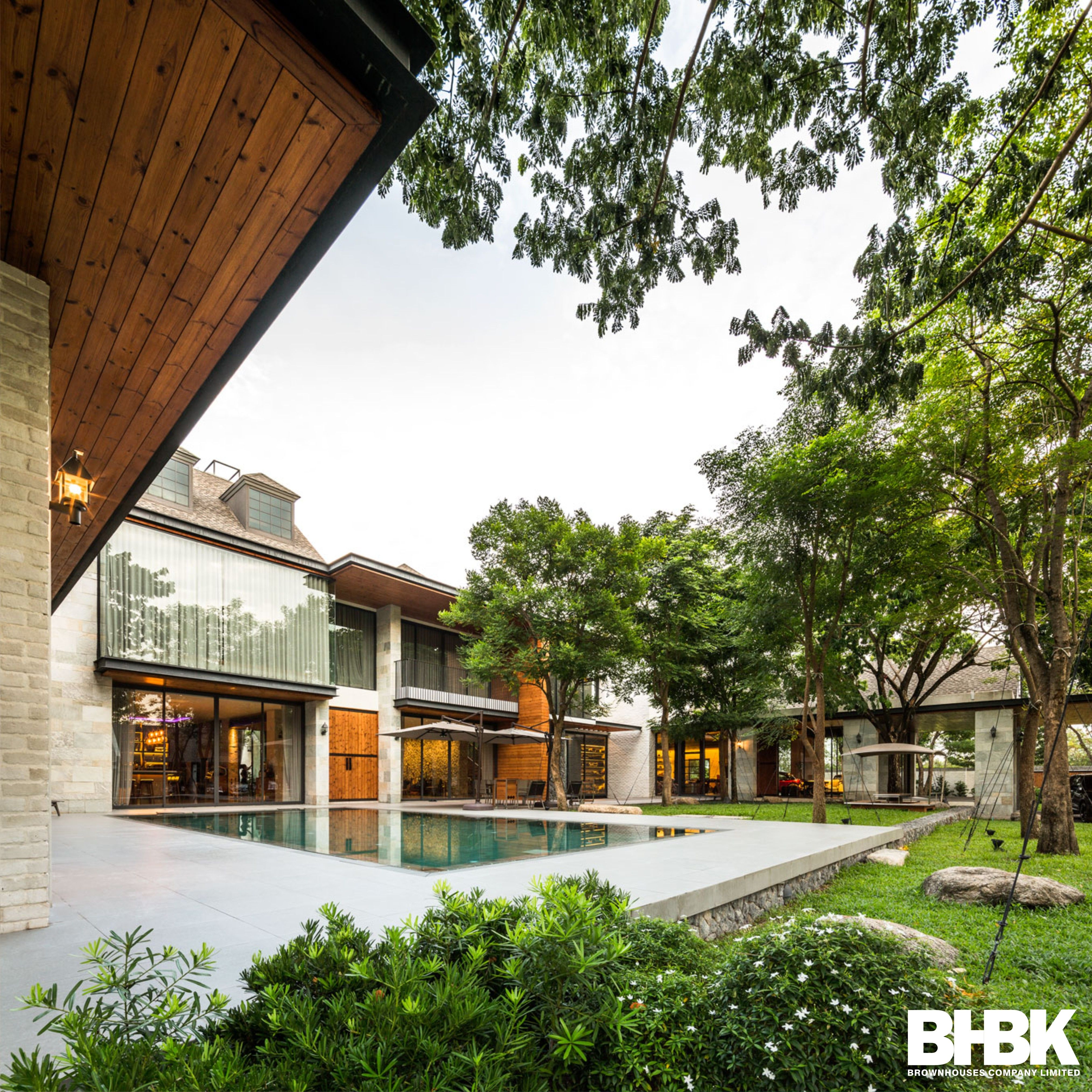 Private Residence - Design By Korn Brownhouses Bhbk Wwwbrown Houses