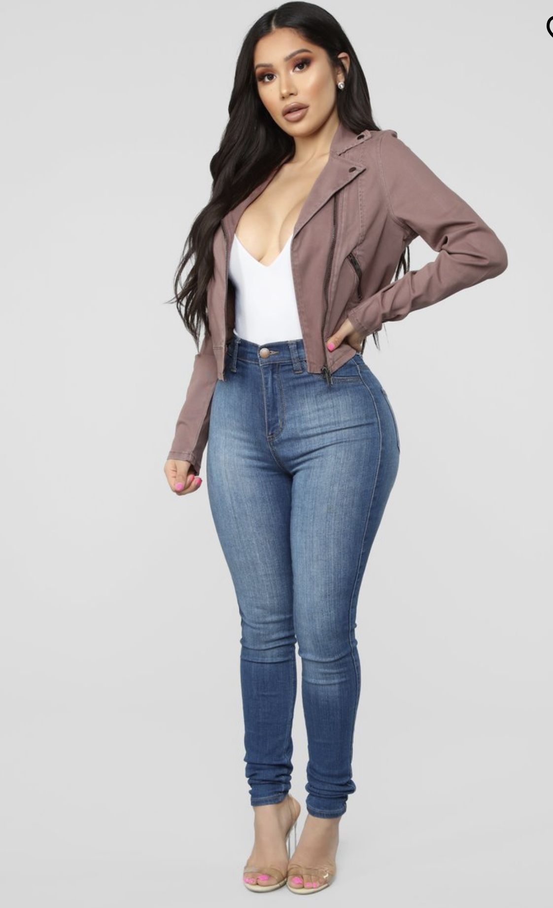 Fashion nova image by Deonna Gibson Best jeans for women