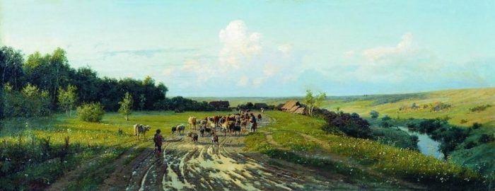 работы Александра Киселева – 17