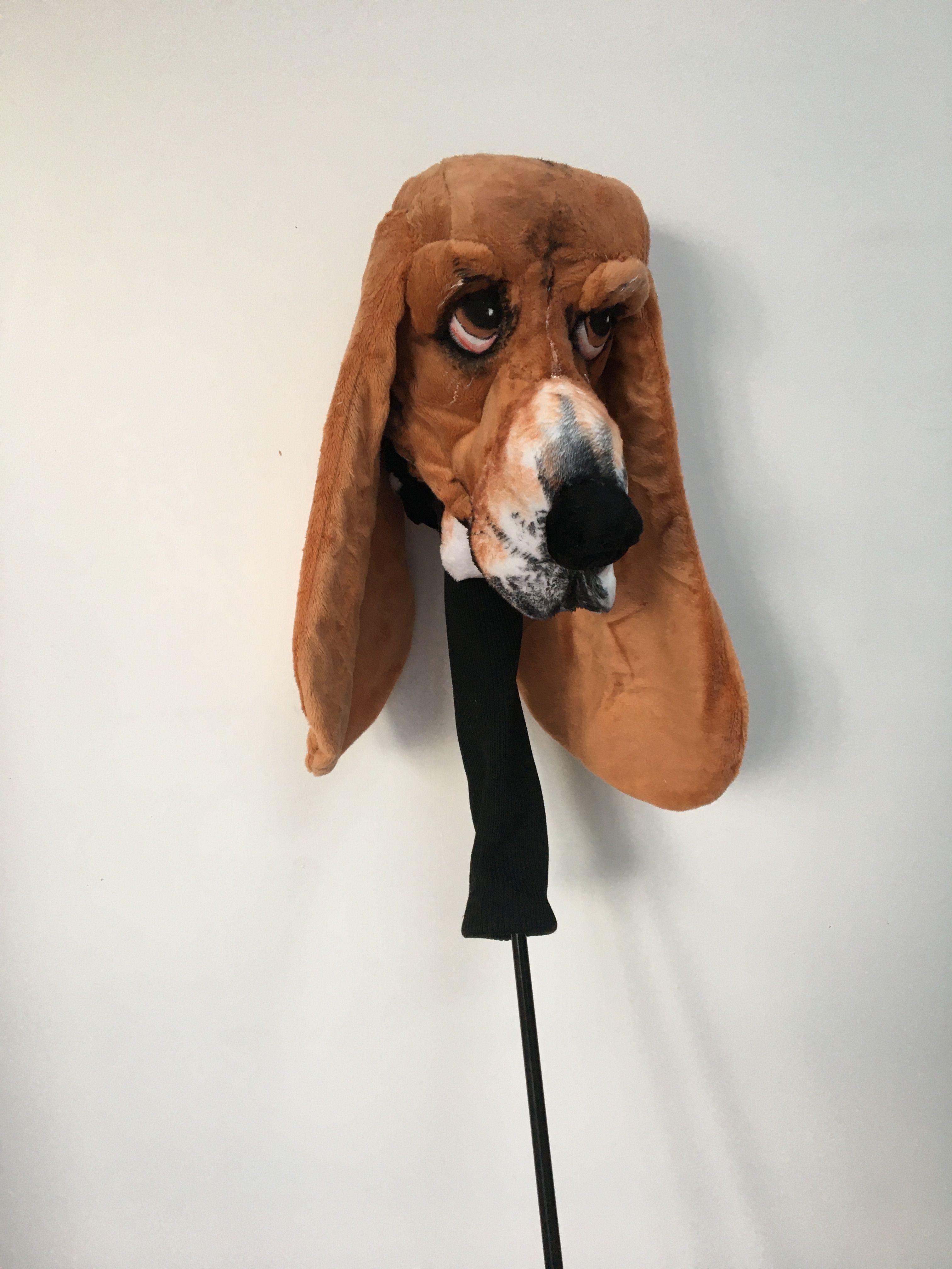 22++ Basset hound golf head cover info