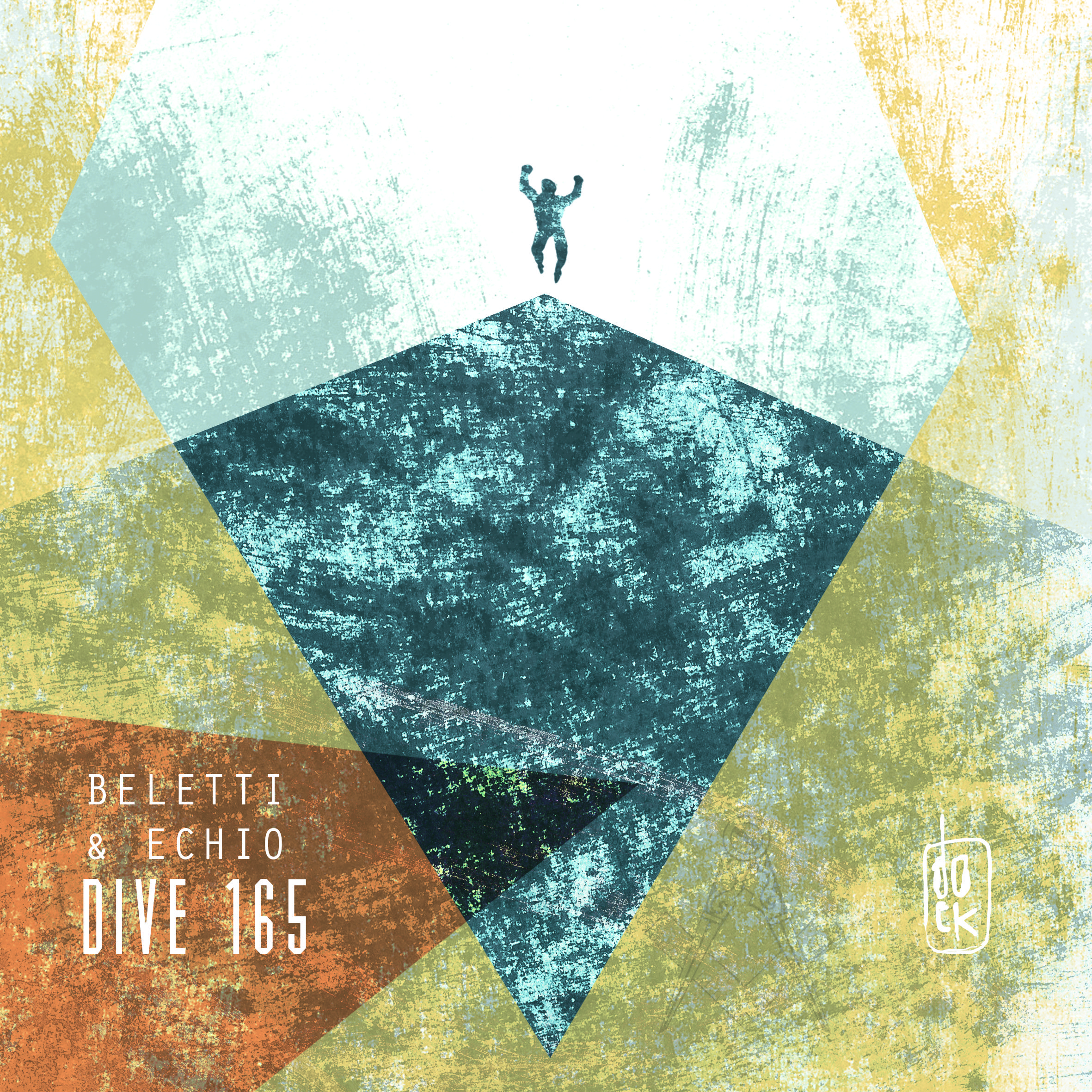 Dive 165 (Original) Beletti&Echio  Illustration by Dock