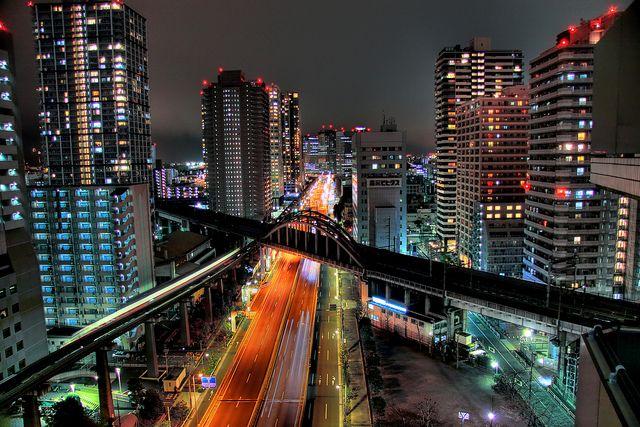 #Tokyo #Shinagawa [] by #Arutemu