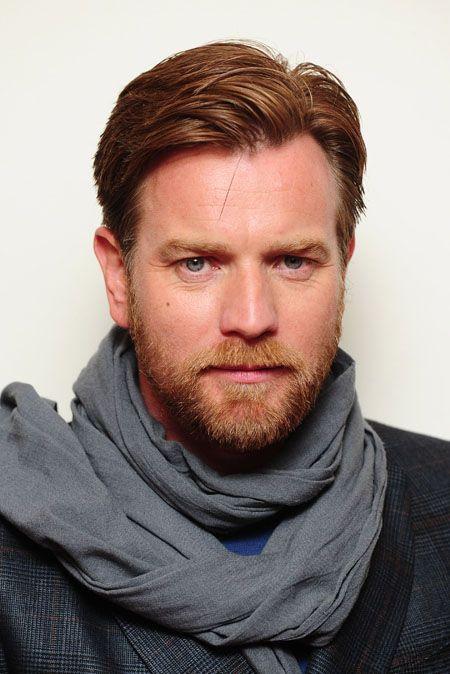 #ginger #men Ewan McGregor