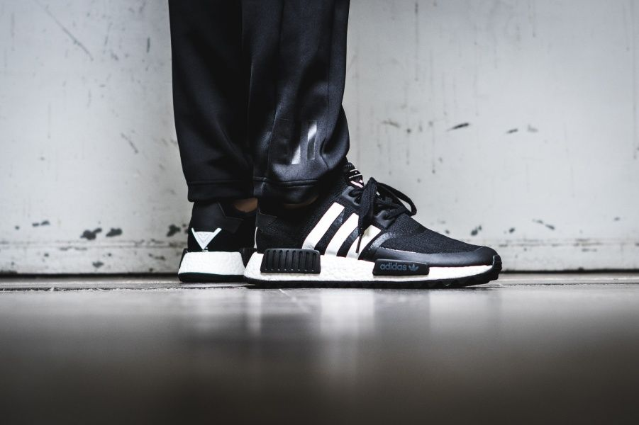 best cheap 9522c 89336 Adidas x White Mountaineering NMD Trail Core Black ...