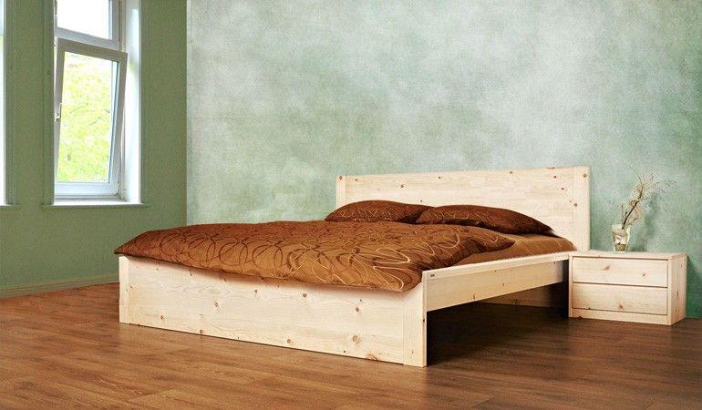 die besten 25 vollholzbett ideen auf pinterest bettgestell doppelbett massivholzbett und. Black Bedroom Furniture Sets. Home Design Ideas