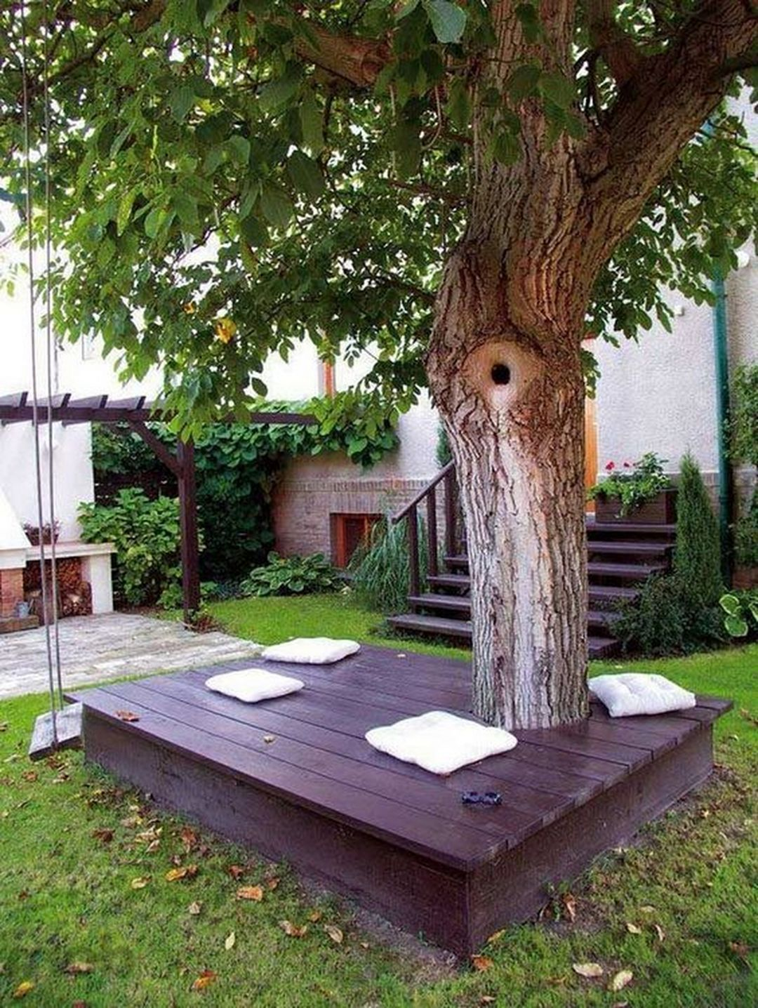 Photo of 15+ Stunning Backyard Ideas For Inspiration