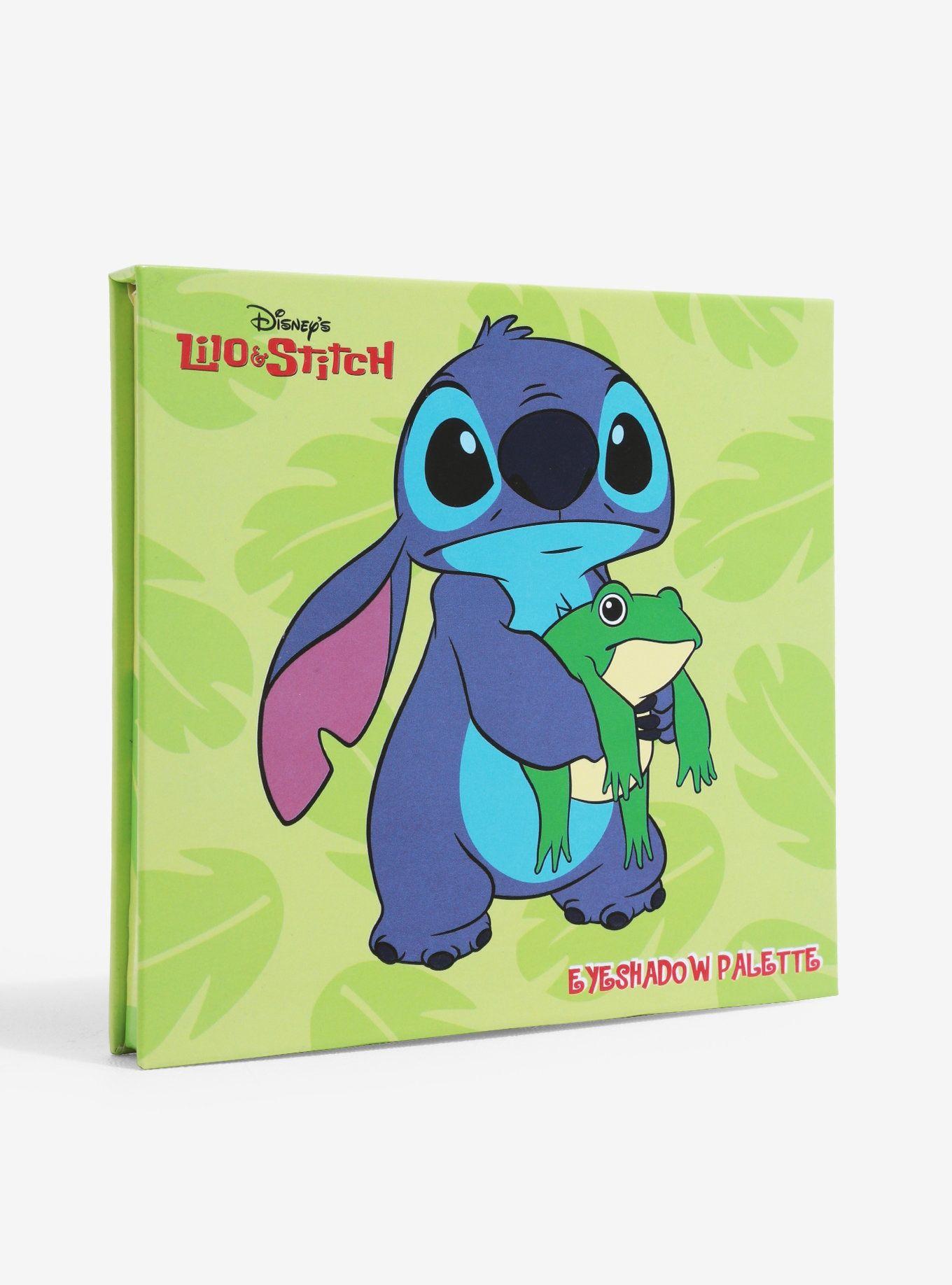 Disney Lilo & Stitch Frog 12 Eyeshadow Palette in 2020