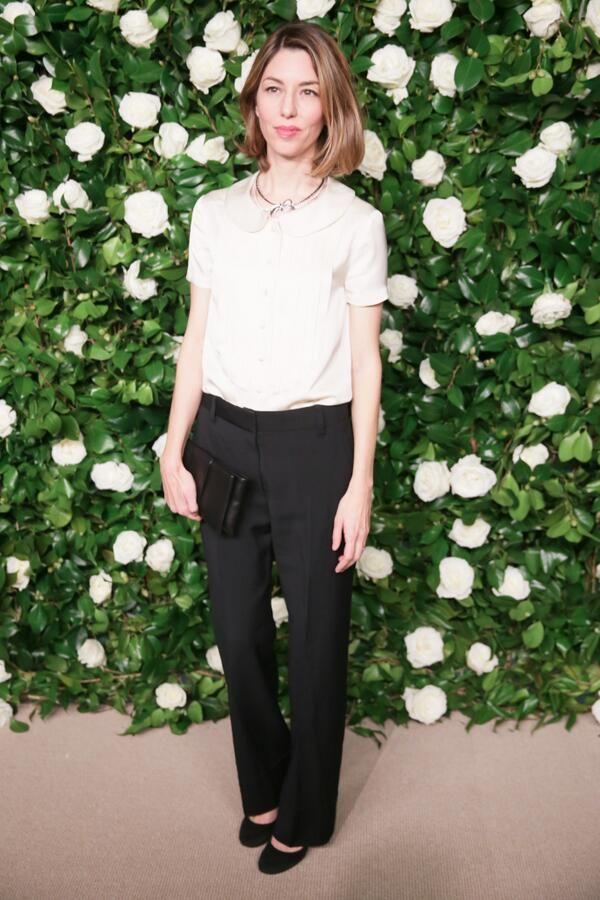 Sofia Coppola; MoMA Film Benefit