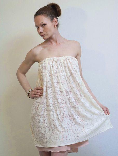 Kleid, Roma, Sommerkleid, Weiß, Spitzenkleid Weiß | Rote tulpen ...