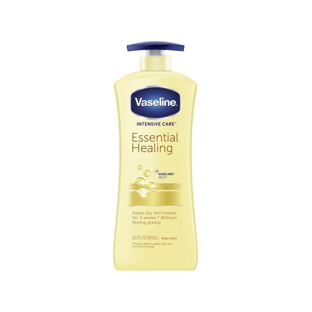 Vaseline Intensive Care Essential Healing Body Lotion 20 3 Fl Oz