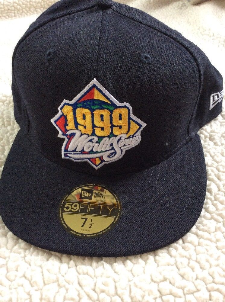 dafcb645c1cb5 New York Yankees 1999 World Series Hat  NewYorkYankees  NewYorkYankees