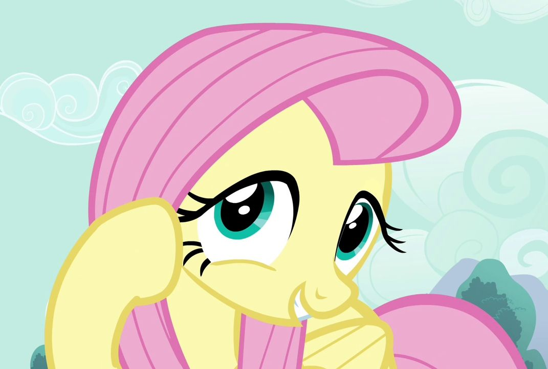 2173319 Bashful Cute Female Fluttershy It Ain T Easy Being Breezies Mare Pegasus Pony Safe Screencap Shyabetes Fluttershy Pony Mlp My Little Pony