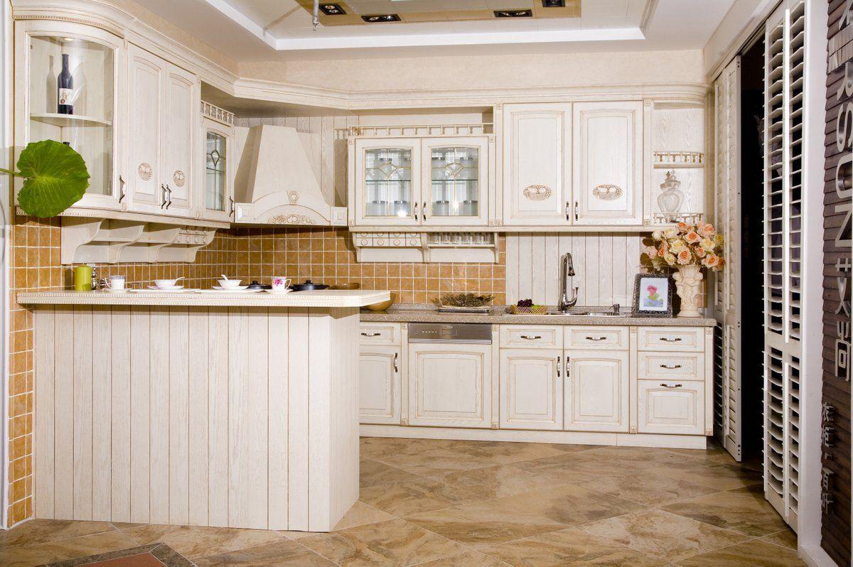 muebles de cocina blancos - Buscar con Google | Ideas para el hogar ...