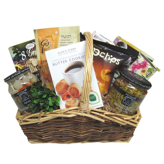 Kosher Shiva Gift Basket - Free delivery to Toronto, Richmond Hill, Thornhill, Montreal and more - $110 cdn