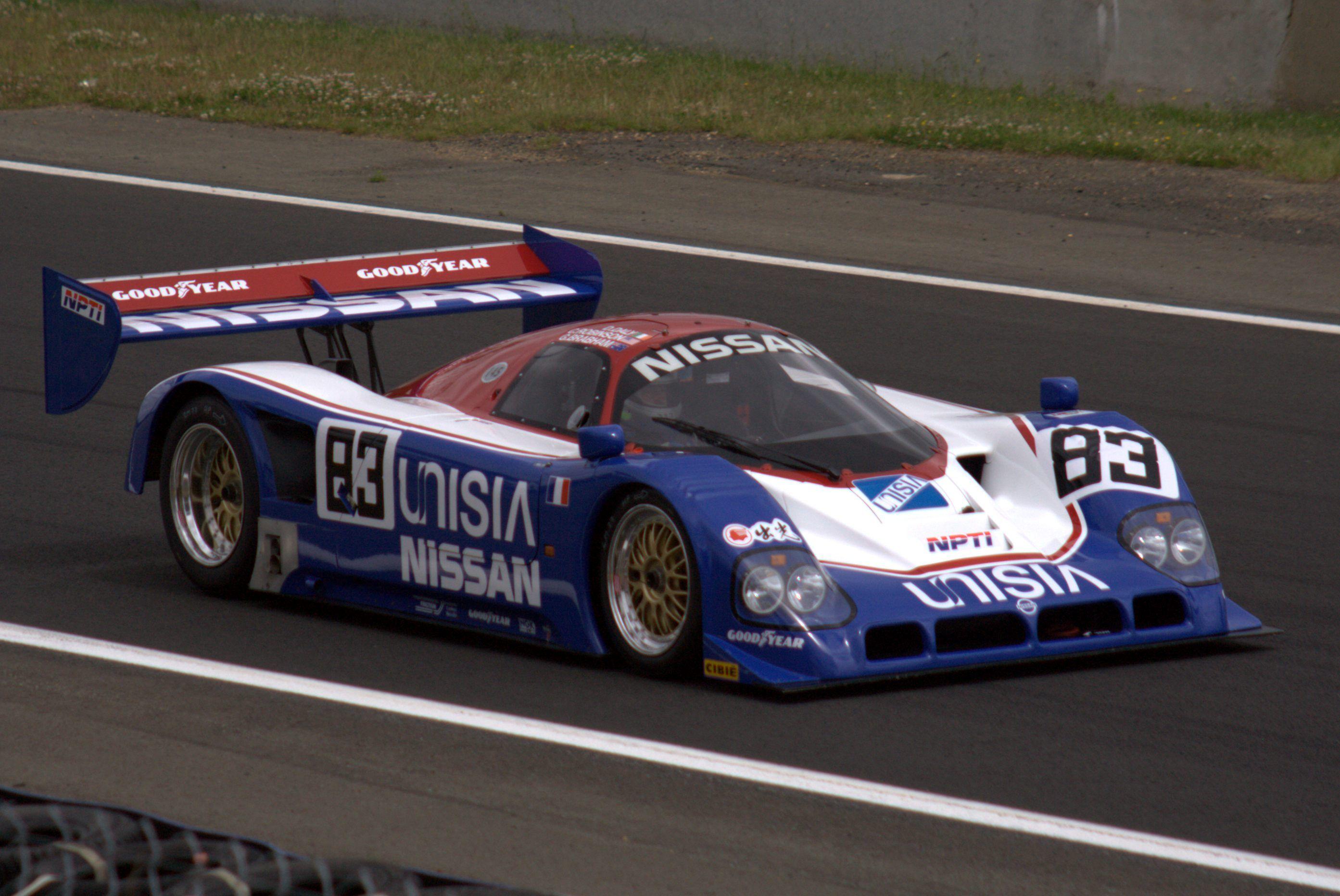 Nissan r89  Hada Googlom  motorsport  Pinterest  Nissan
