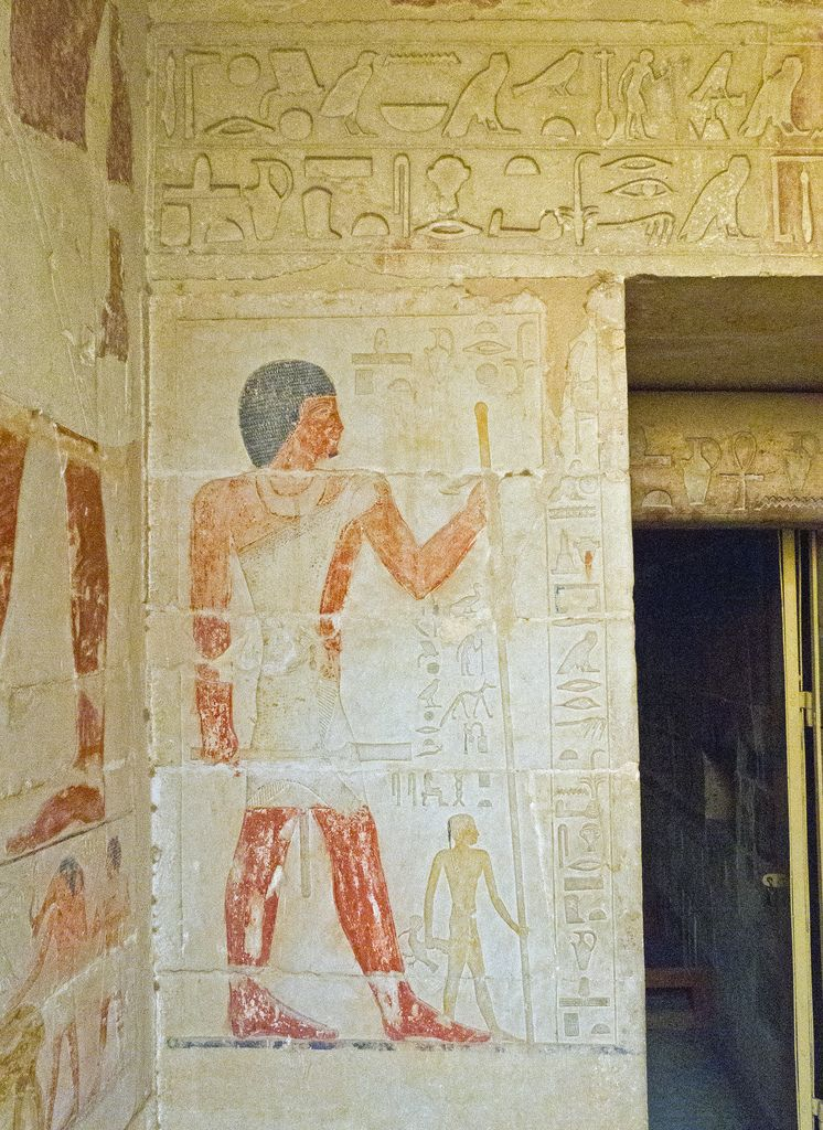 The Tomb of the two brothers 06 | Ancient egyptian art, Egyptian art ...