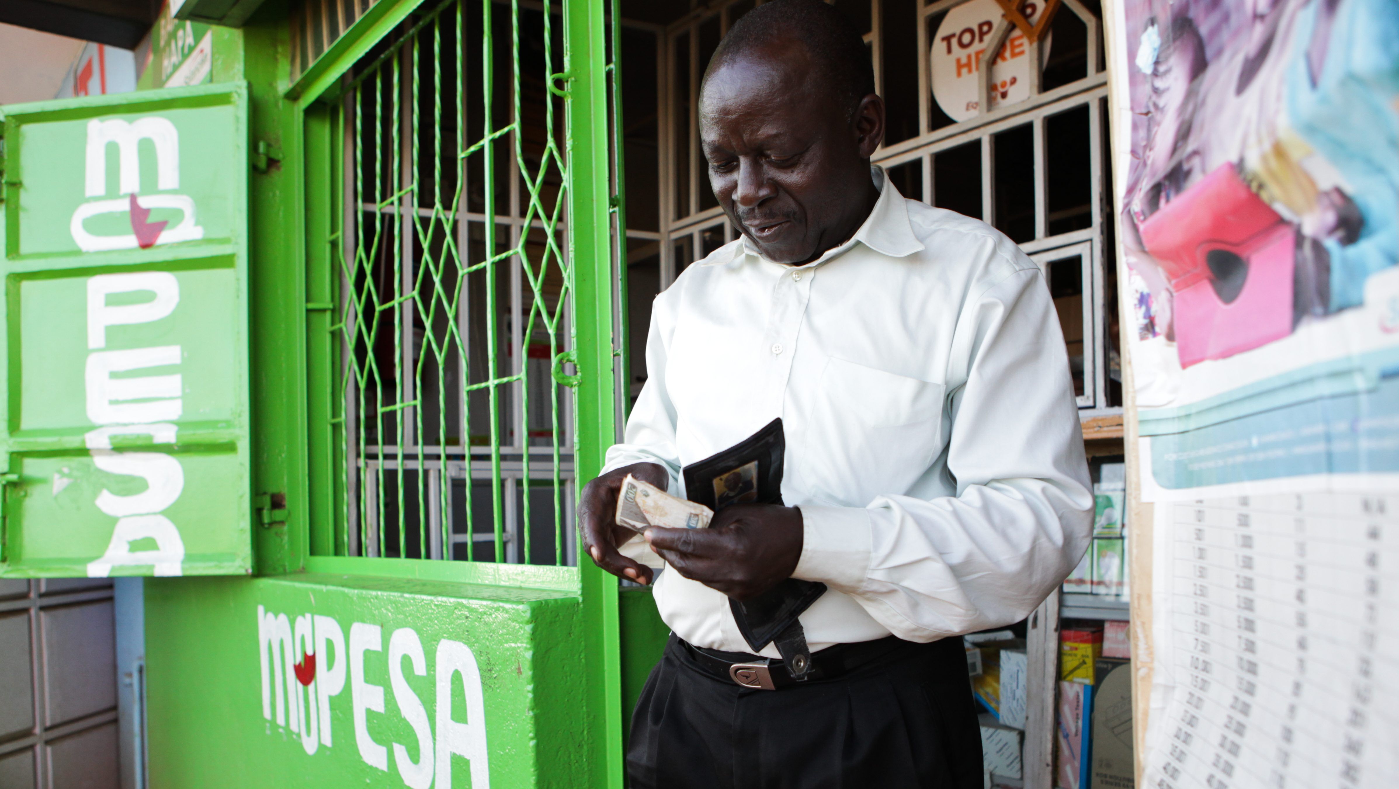 Africas early mobile money success is finally set to go