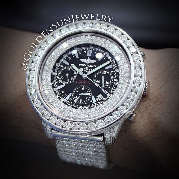 British chic, swiss excellence: the breitling for bentley collection has asserted a new art of living.