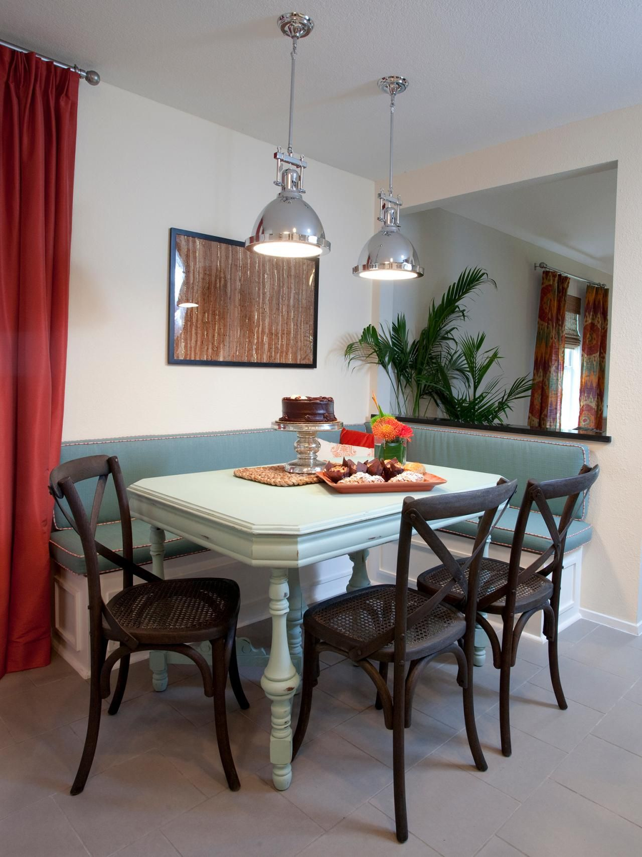Genial HGTV.com Has Inspirational Pictures And Expert Tips On Small Kitchen Table  Ideas To Help