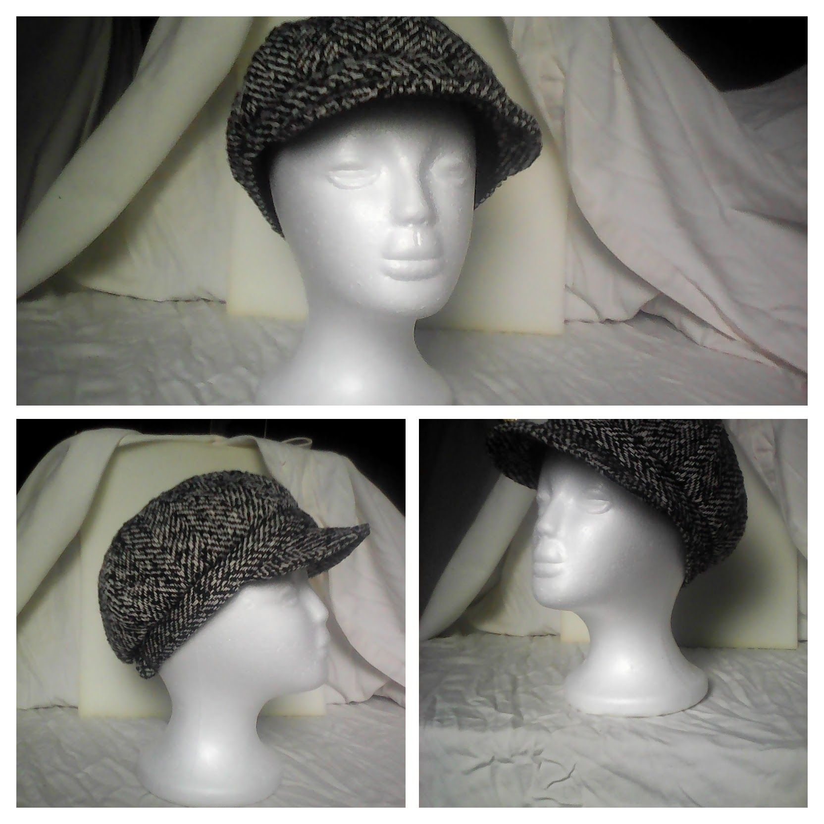 Paperboy hat very cute ,$20 @suzannesmixedcloset