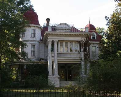 Real Haunted Mansions   Real Haunted Houses