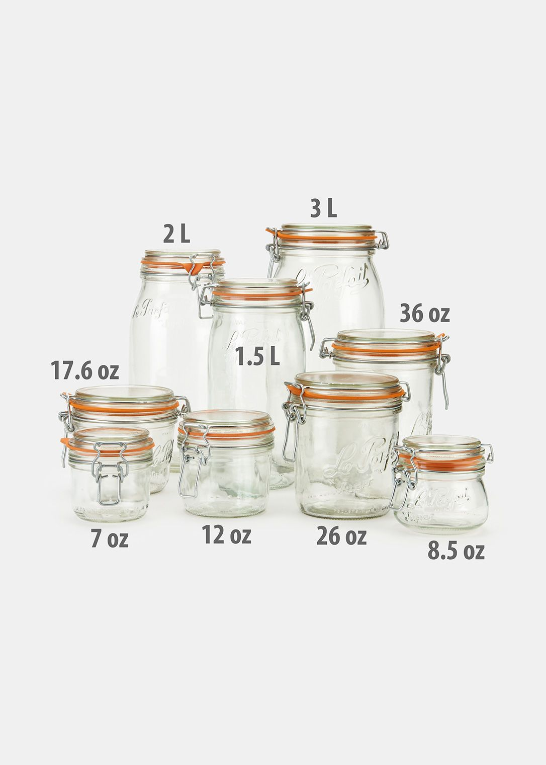 Delicieux Glass Terrine Jars U0026 Replacement Gaskets