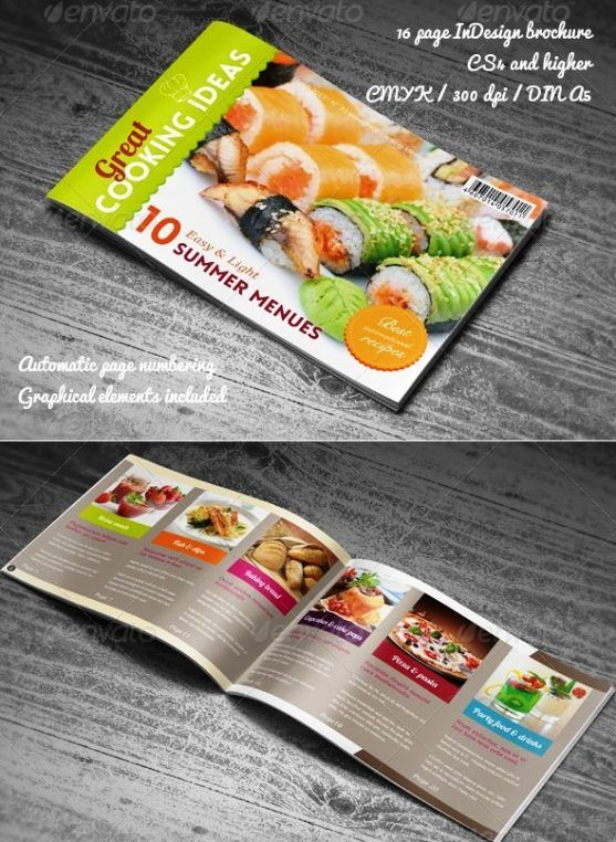 wicked_designs  I will make custom book charm jewelry gift for $5 - food brochure