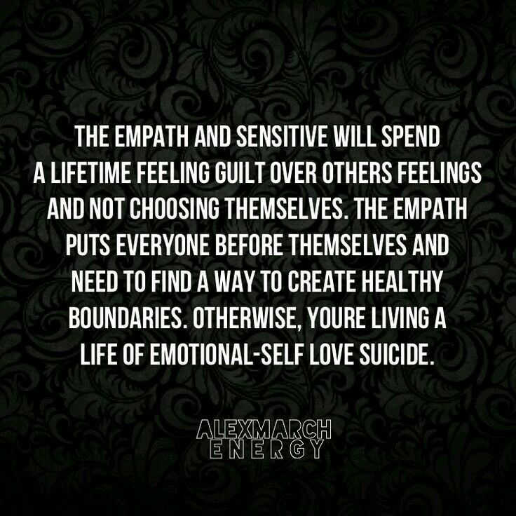 empaths and relationship problems