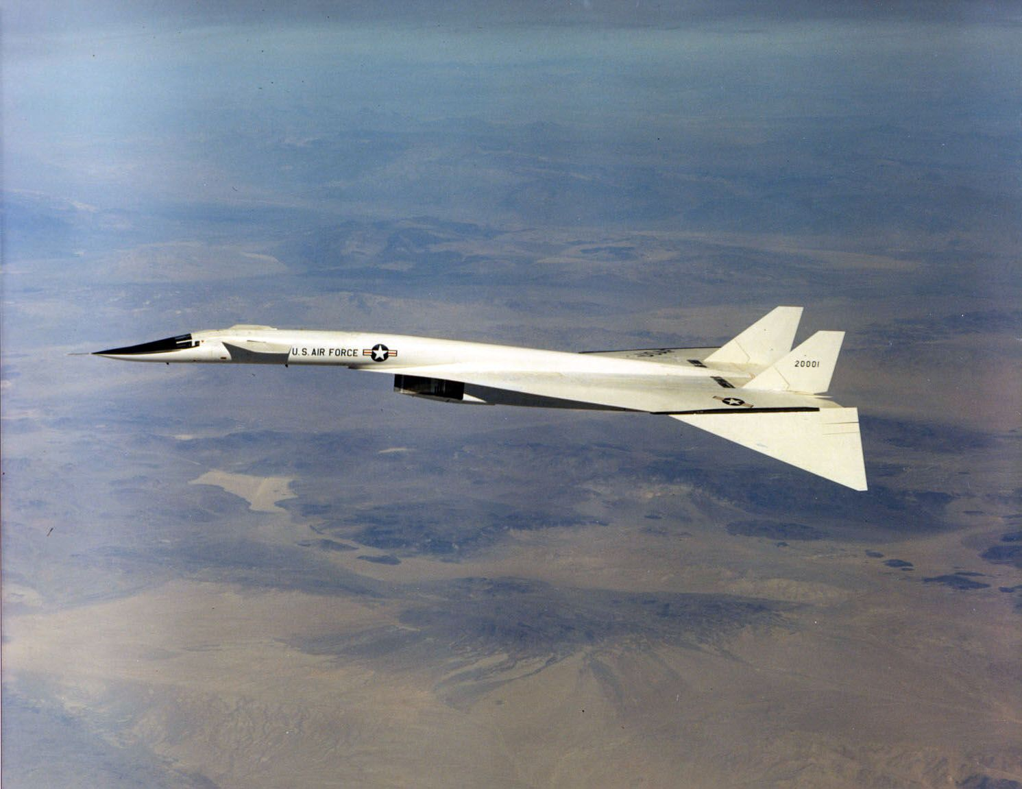 North American XB-70 Valkyrie | Airplanes | Aircraft