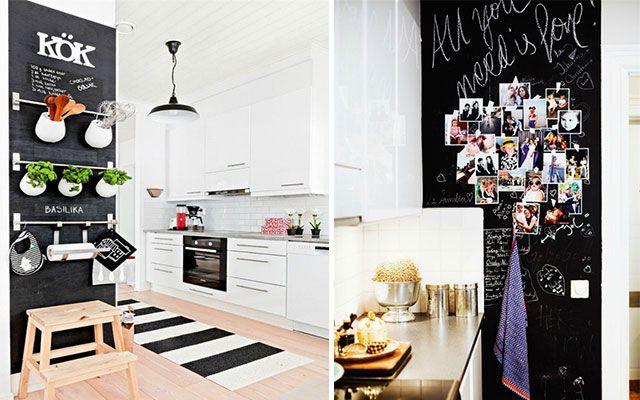 Perfect Ideas Para Decorar Paredes De Cocinas  Decofilia