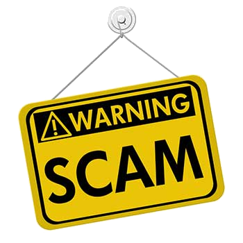 (((WARNING))) for the Holiday Season. The scammers are out