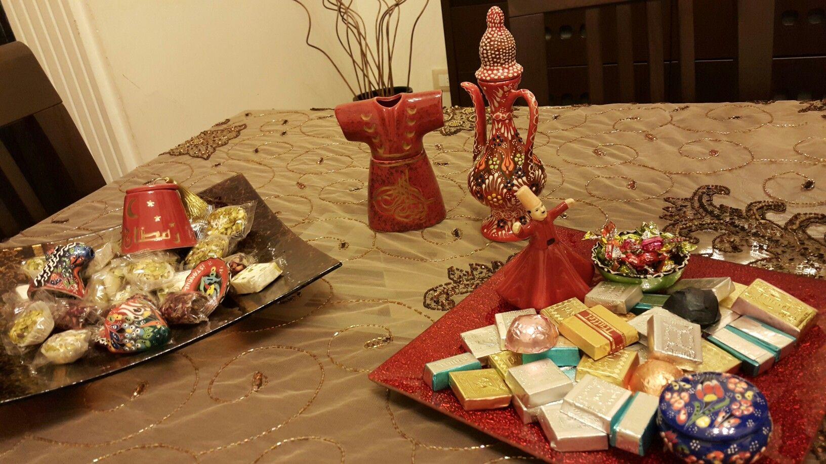 Eid Sweets In Turkish Mood Eid Sweets Ramadan Decorations Eid