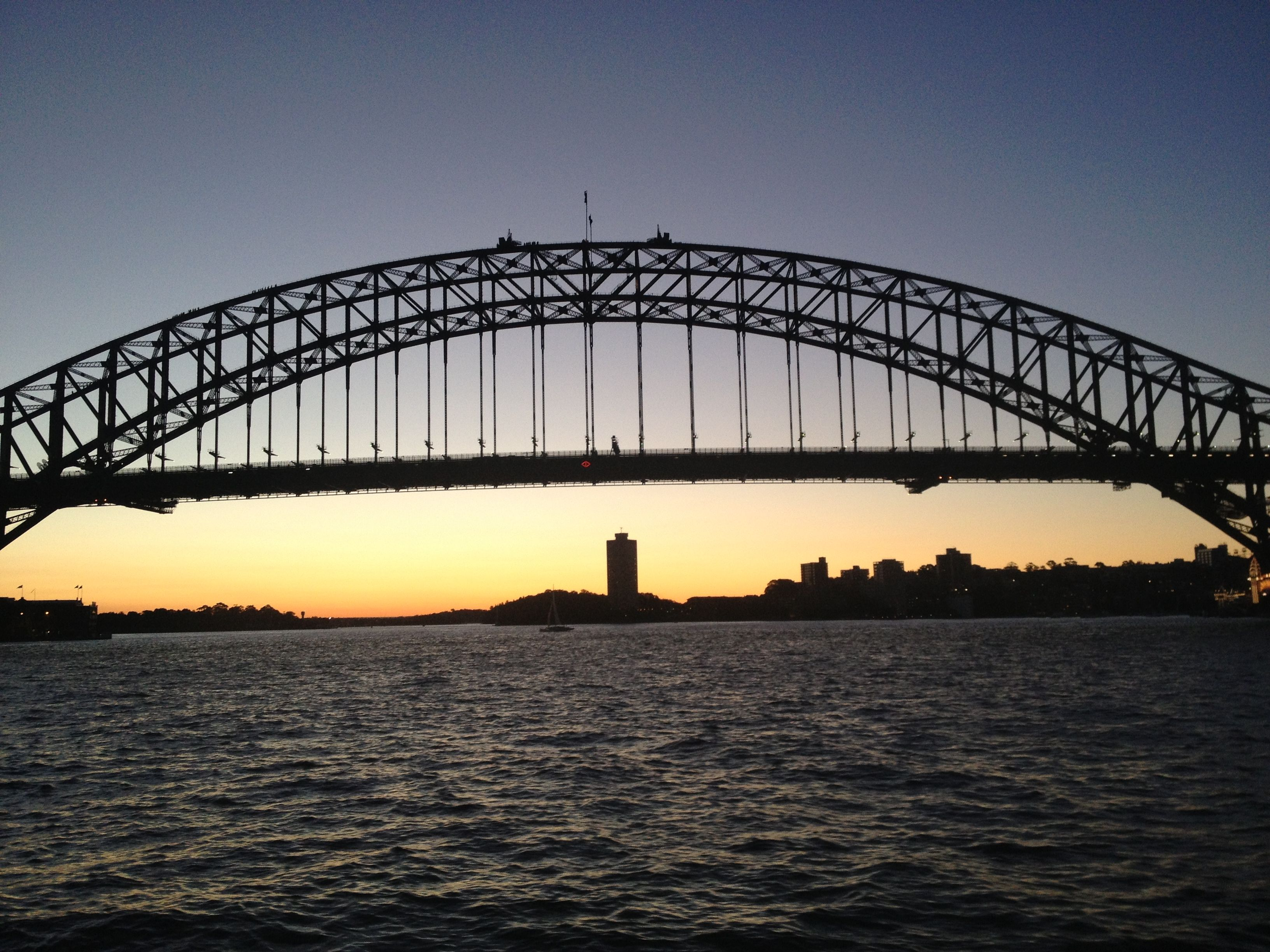 A sunset Ferry ride from Manly