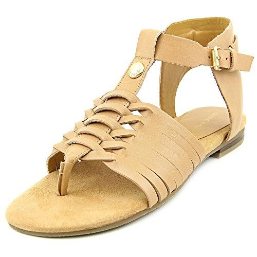 Marc Fisher Lea Women US 75 Tan Fisherman Sandal * To view