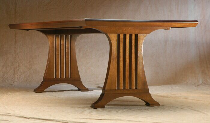 Atticus Dining Table Wooden Dining Room Table Dining Table