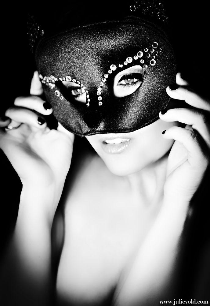 Risultato immagini per masked boudoir photography