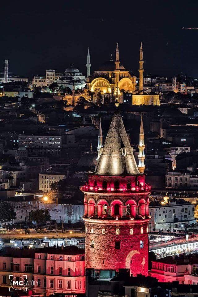 İstanbul / Türkiye | İstanbul... in 2019 | Istanbul turkey ...