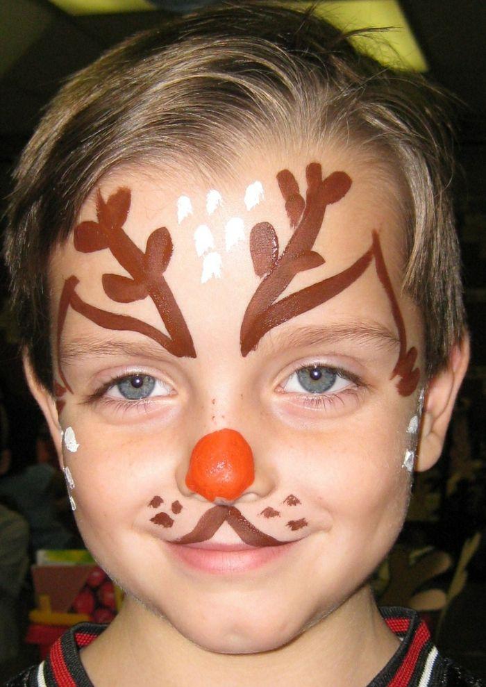 ▷ 1001 + idées créatives pour maquillage pour enfants