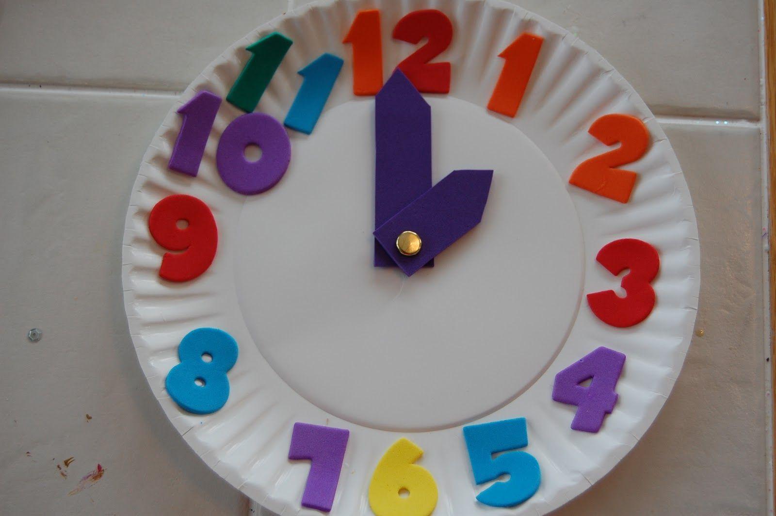 Countdown clock till midnight New year's crafts, New
