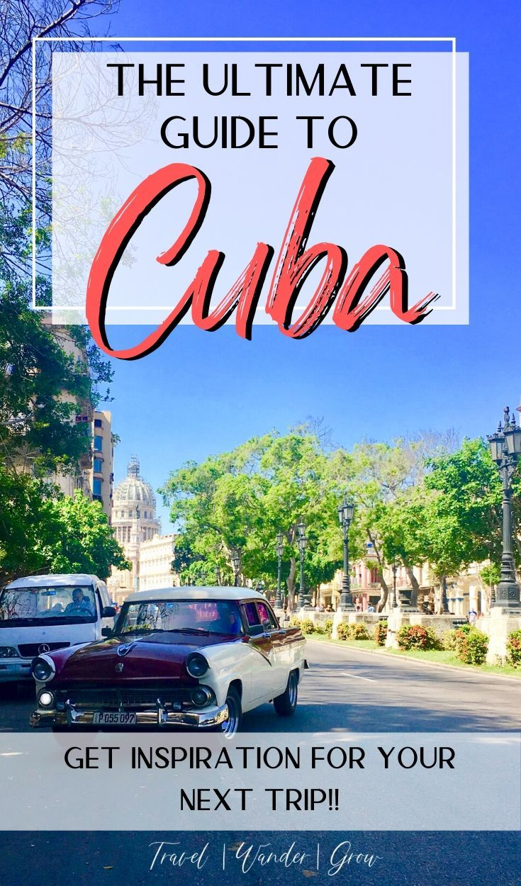 As the door to travel to this lovely island has only recently re-opened to many Americans, I often hear get a lot of questions regarding how to go about planning for a trip to Cuba. I'll go over the basics for traveling to Cuba, such as travel document requirements (e.g., visas). This post will give you all the tips you need to plan your trip with ease! #cuba #havana #cubatravel