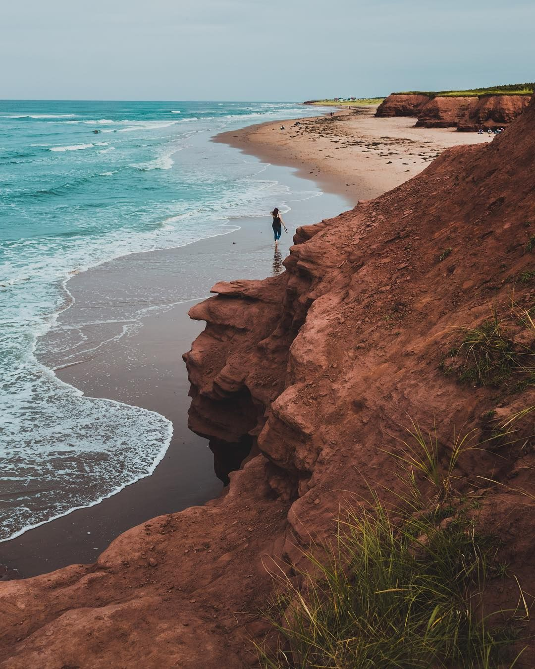 Prince Edward Island Beaches: Thunder Cove Beach (Prince Edward Island) By Μ Λ Τ Τ C Η Ι