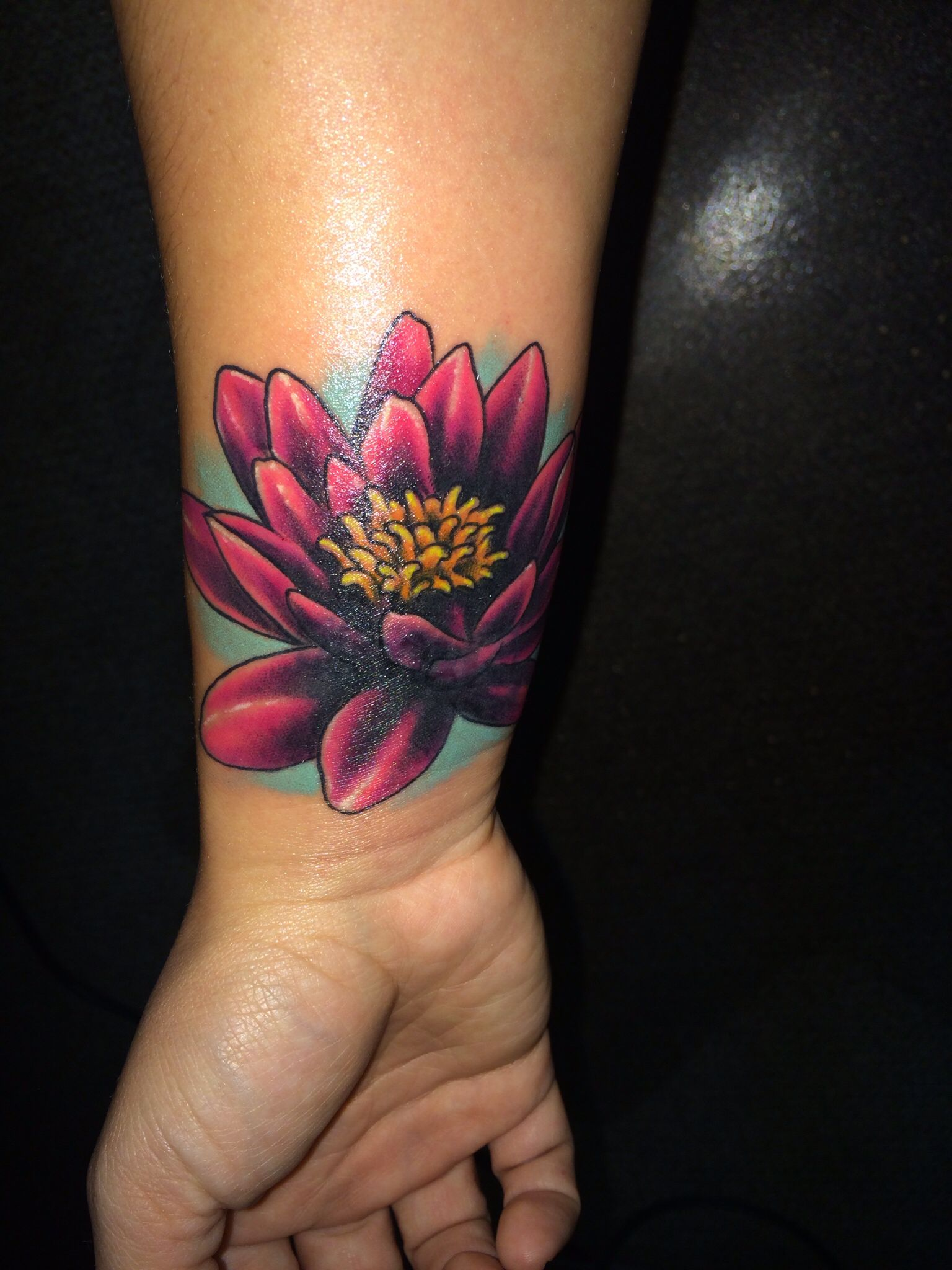 My Beautiful Lotus Flower Cover Up Tattoos Pinterest Lotus